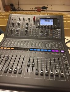 Midas M32R with s16 stage rack