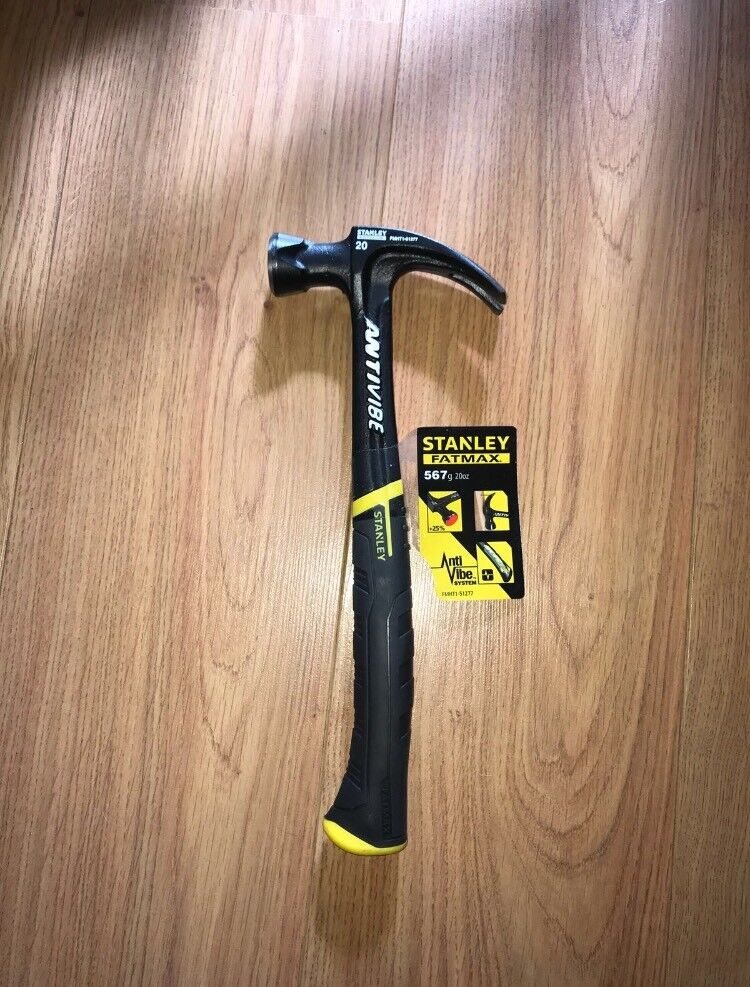 Stanley FatMax Curve Claw Hammer 20oz | in Larkhall, South ...