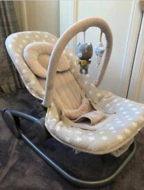 Mamas and Papas Musical Vibrating Chair