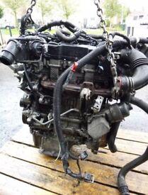07 - 14 PEUGEOT EXPERT CITROEN DISPATCH FIAT SCUDO 1.6 HDI ENGINE 9HU CODE 71K