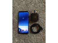 Samsung galaxy s8 black 64gb unlocked