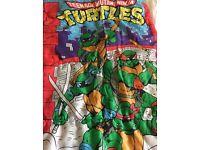 Teenage ninja mutant turtles sleeping bag