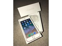 iPhone 6s 64GB EXCELLENT CON Rose Gold