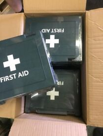 First Aid Boxes (20 Person First Aid Kits)