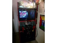 House of the dead 2 Arcade Machine - Sega 1999
