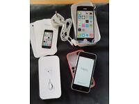 iPhone 5C Vodafone - Lebara Excellent Condition
