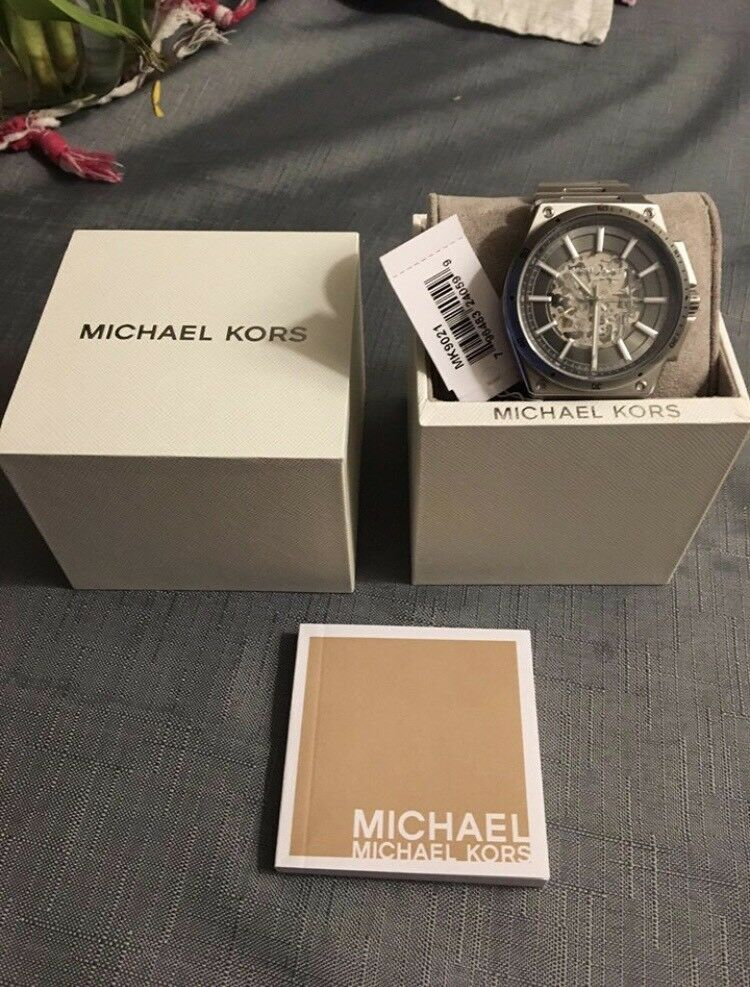 Michael Kors MK9021 Automatic/Kinetic watch