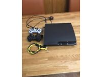 PlayStation 3 320gb with 2 Controllers