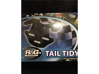 R&G tail tidy Honda Fireblade 2012>2016 CBR LP0113BK