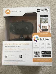 Motorola Wi-Fi home video camera HD 720p Model FOCUS66-B