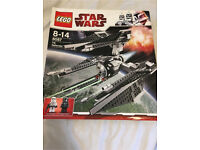 Lego Star Wars Tie Defender Rare