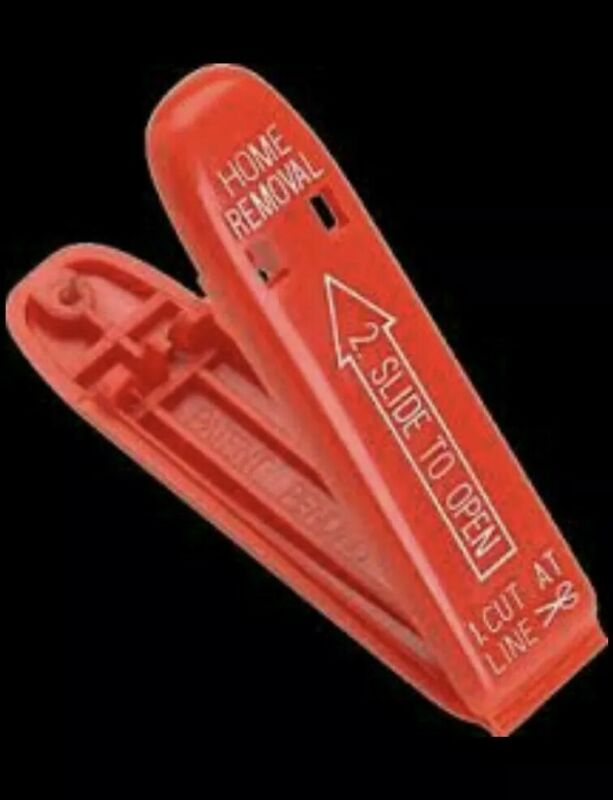 Shark Tag Security Clothing Tag x5 Tags