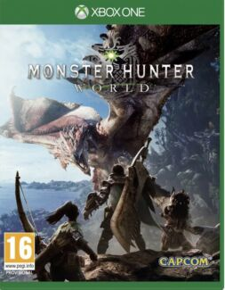 Wanted: Xbox One Game to buy - Monster Hunter World