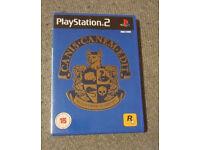 Canis Canem Edit PS2 game