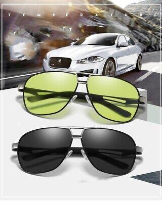KH Change Color Driving Glasses Polarized HongKong Famous KH Men Driver (Change Glasses)