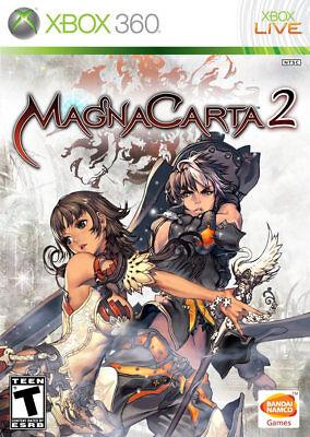Namco Magna Carta 2 Xbox 360 Xbox 360