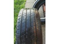Dunlop sp 245 40 18 tyres x4