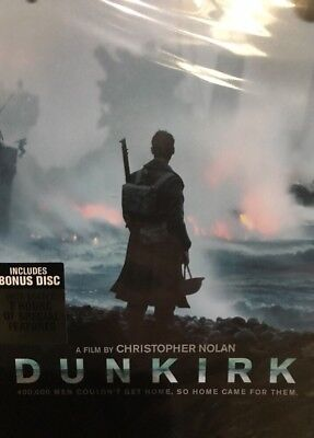 Dunkirk  Dvd  2017  Special Edition
