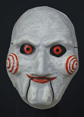 Saw Billy Mask (Lionsgate Officially Licensed SAW Billy Puppet Vacuform)
