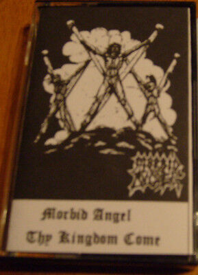 MORBID ANGEL Tape DEATH METAL DEICIDE NECROVORE BOLT THROWER CARCASS AUTOPSY