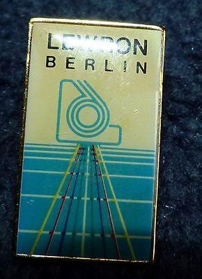LEWRON GmbH   Berlin  (Computerbranche) PIN Top!