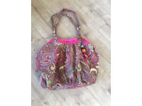 Beach Slouch Large Beach bag Good Condition