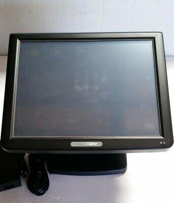 Partner Pos Touchscreen Terminal Model Sp-800 2gb Ram W Adapter Touch Screen