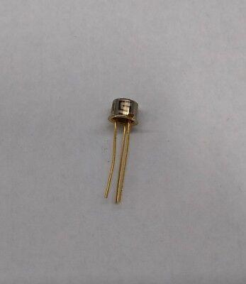Signetics 2n921 Vintage Transistor Old Gold