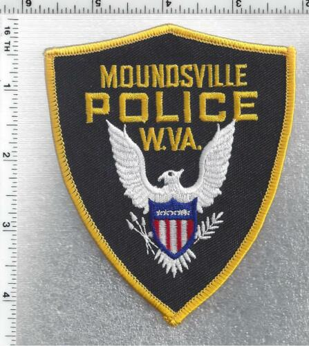 Moundsville Police (West Virginia) 3rd Issue Shoulder Patch
