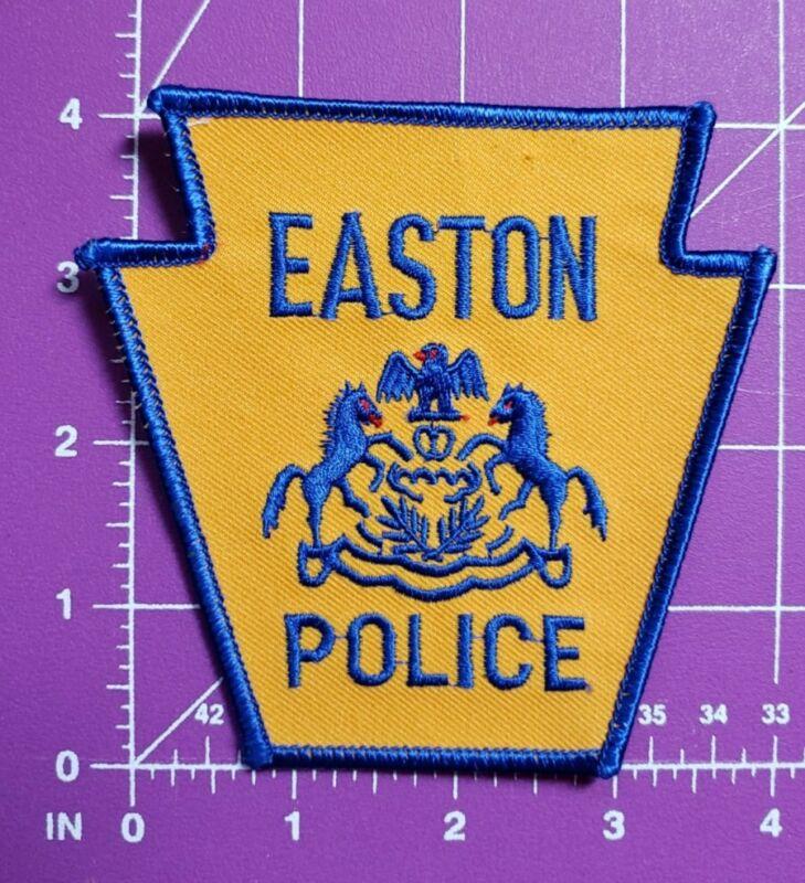 Easton Pennsylvania Police Vintage 1985 shoulde rpatch-new