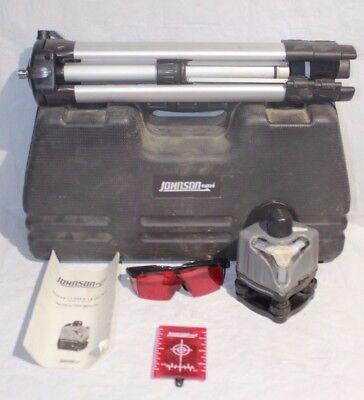 Johnson 40-0918 Laser Level G90595-5 R Aaa-2