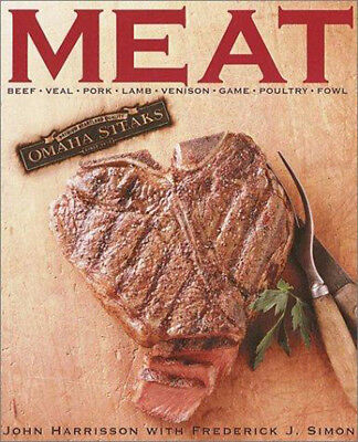 New  Omaha Steaks Meat  Cook Book  Still In Cellophane Wrapper