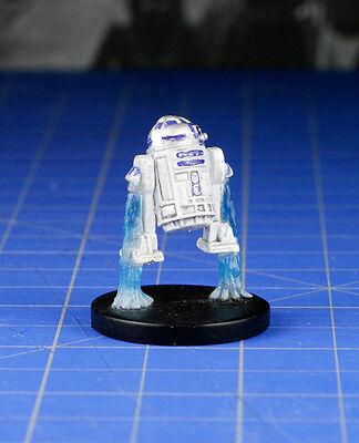 R2-D2 Astromech Droid #17 Revenge of the Sith, ROTS Star Wars miniature