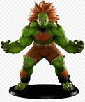 Streets Fighter: Blanka 1:4 Scale Statue