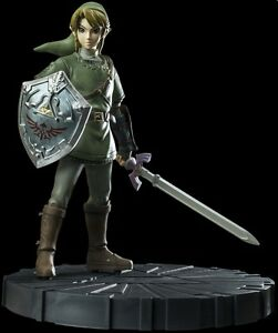 Link The Legend of Zelda Statue 26 cm