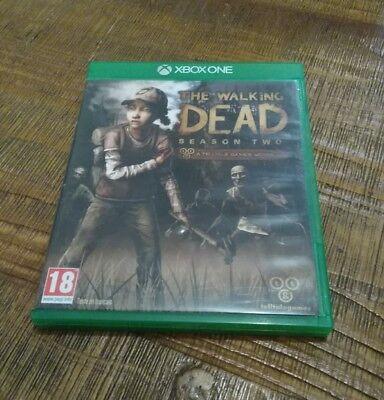 Jeu vidéo The Walking Dead Season  Microsoft Jeu Xbox One  version française