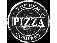 Pizza delivery drivers wanted at 'The Real Pizza Company' £10+ ph