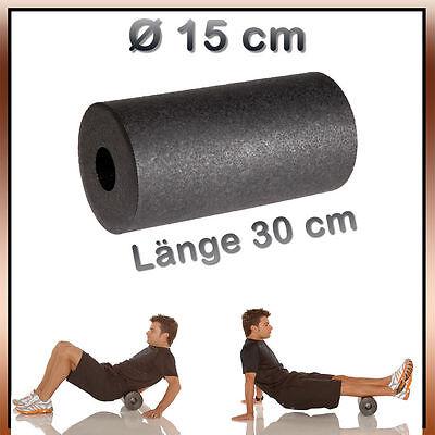 TOGU Blackroll Massagerolle Ø 15 cm Länge 30 cm | Faszienrolle Massage NEU+OVP