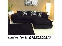 b r a n d new corner sofa as in pic left or right
