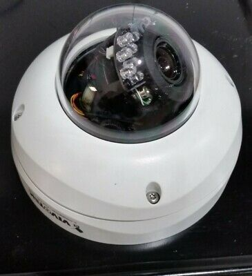 Working Pull Vivotek Fd8372 Fixed Dome Smart Focus Vandal Proof Network Camera