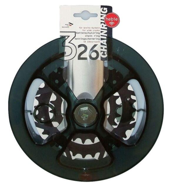 HEBIE Kettenschutzring 326 - 0326IE5 für 48 Zähne, 8 mm Gewindestück