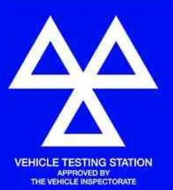 Mot tester Class 4 + 7available ** London all Areas**