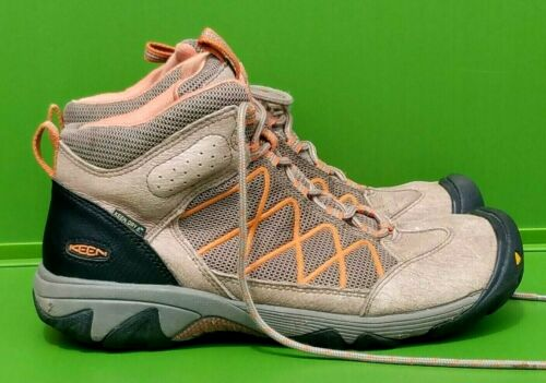 Keen Dry Hiking Outdoor Trail Boots Women