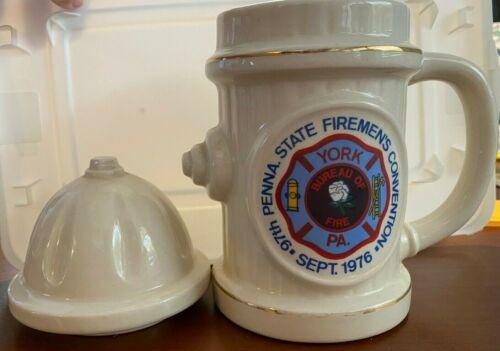 Vintage Pennsylvania 1976 Fireman