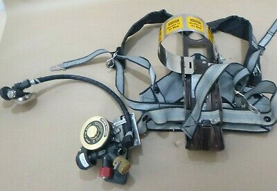 Msa Ultralite Ii Scba Air Mask Bracket Pack