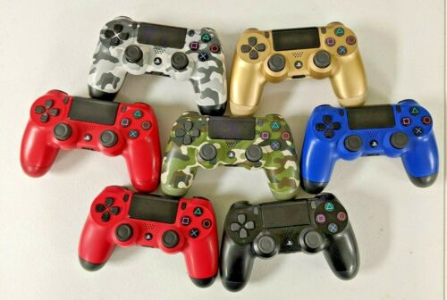 Genuine Sony DualShock 4 All Colors Wireless Controller For PlayStation 4 - PS4