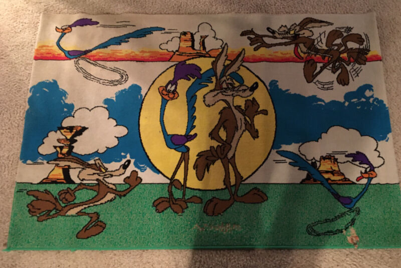 roadrunner coyote collectibles (RARE!!)
