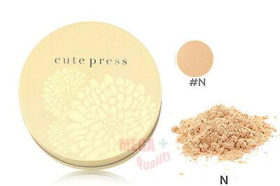 CUTE PRESS EVORY PERFECT SKIN PLUS VITAMIN E LOOSE POWDER Ultra-Fine 30g. #N ()