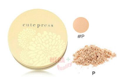 CUTE PRESS EVORY PERFECT SKIN PLUS VITAMIN E LOOSE POWDER Ultra-Fine 30g. #P ()