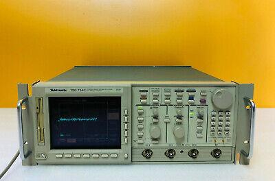 Tektronix Tds 754c 4 Channel Digitizing Oscilloscope Parts Repair